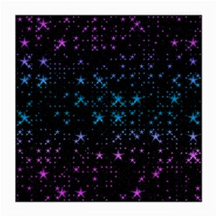 Stars Pattern Seamless Design Medium Glasses Cloth by Amaryn4rt