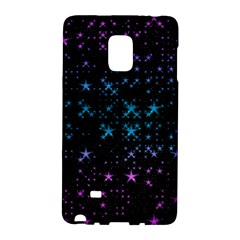 Stars Pattern Seamless Design Galaxy Note Edge by Amaryn4rt
