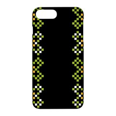 Vintage Pattern Background  Vector Seamless Apple Iphone 7 Plus Hardshell Case by Amaryn4rt