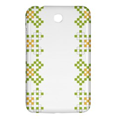 Vintage Pattern Background  Vector Seamless Samsung Galaxy Tab 3 (7 ) P3200 Hardshell Case  by Amaryn4rt