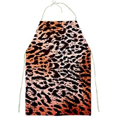 Tiger Motif Animal Full Print Aprons by Amaryn4rt