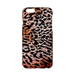 Tiger Motif Animal Apple Iphone 6/6s Hardshell Case by Amaryn4rt
