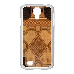The Elaborate Floor Pattern Of The Sydney Queen Victoria Building Samsung Galaxy S4 I9500/ I9505 Case (white) by Amaryn4rt