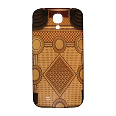 The Elaborate Floor Pattern Of The Sydney Queen Victoria Building Samsung Galaxy S4 I9500/i9505  Hardshell Back Case by Amaryn4rt