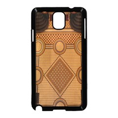The Elaborate Floor Pattern Of The Sydney Queen Victoria Building Samsung Galaxy Note 3 Neo Hardshell Case (black) by Amaryn4rt