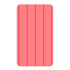 Background Image Vertical Lines And Stripes Seamless Tileable Deep Pink Salmon Memory Card Reader by Amaryn4rt