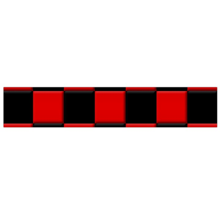 Black And Red Backgrounds Flano Scarf (Large)