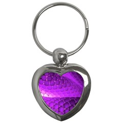 Circular Color Key Chains (heart)  by Amaryn4rt