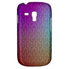 Blue And Pink Colors On A Pattern Galaxy S3 Mini by Amaryn4rt