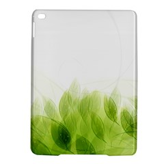 Green Leaves Pattern Ipad Air 2 Hardshell Cases by Amaryn4rt