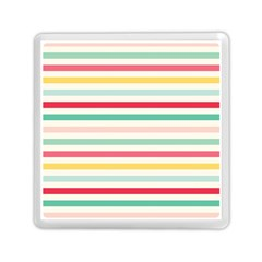 Papel De Envolver Hooray Circus Stripe Red Pink Dot Memory Card Reader (square)  by Amaryn4rt