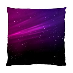 Purple Wallpaper Standard Cushion Case (two Sides)