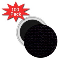Smooth Color Pattern 1 75  Magnets (100 Pack)