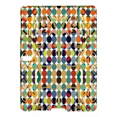Retro Pattern Abstract Samsung Galaxy Tab S (10 5 ) Hardshell Case
