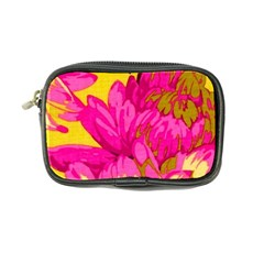 Beautiful Pink Flowers Coin Purse by Brittlevirginclothing
