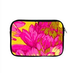 Beautiful Pink Flowers Apple Macbook Pro 15  Zipper Case by Brittlevirginclothing