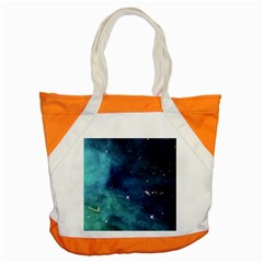 Space Accent Tote Bag by Brittlevirginclothing