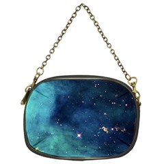 Space Chain Purses (one Side)  by Brittlevirginclothing