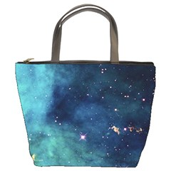 Space Bucket Bags by Brittlevirginclothing