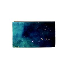 Space Cosmetic Bag (small)  by Brittlevirginclothing