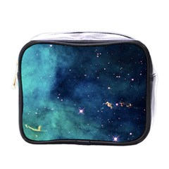 Space Mini Toiletries Bags by Brittlevirginclothing
