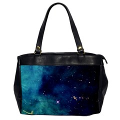 Space Office Handbags by Brittlevirginclothing
