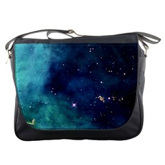 Space Messenger Bags by Brittlevirginclothing