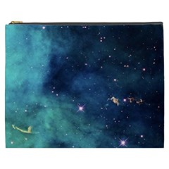 Space Cosmetic Bag (xxxl)  by Brittlevirginclothing