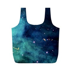 Space Full Print Recycle Bags (m)  by Brittlevirginclothing