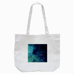 Space Tote Bag (white) by Brittlevirginclothing