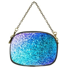 Rainbow Sparkles Chain Purses (one Side)  by Brittlevirginclothing