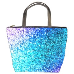 Rainbow Sparkles Bucket Bags by Brittlevirginclothing