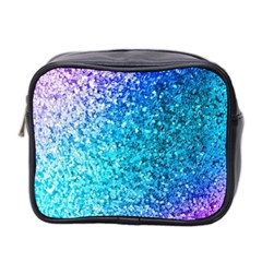 Rainbow Sparkles Mini Toiletries Bag 2 Side by Brittlevirginclothing