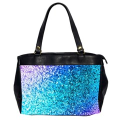 Rainbow Sparkles Office Handbags (2 Sides)  by Brittlevirginclothing