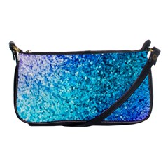 Rainbow Sparkles Shoulder Clutch Bags by Brittlevirginclothing