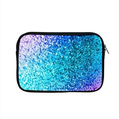 Rainbow Sparkles Apple Macbook Pro 15  Zipper Case by Brittlevirginclothing
