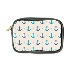 Sailor Anchor Coin Purse by Brittlevirginclothing