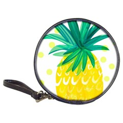Cute Pineapple Classic 20 Cd Wallets by Brittlevirginclothing