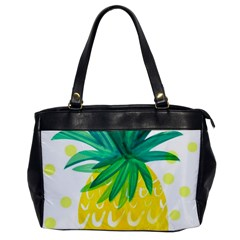 Cute Pineapple Office Handbags by Brittlevirginclothing