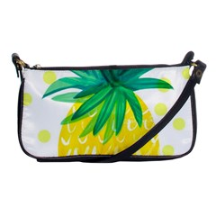 Cute Pineapple Shoulder Clutch Bags by Brittlevirginclothing