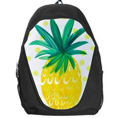 Cute Pineapple Backpack Bag by Brittlevirginclothing