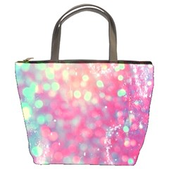 Fantasy Sparkle Bucket Bags by Brittlevirginclothing