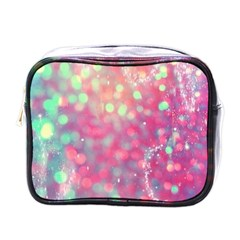 Fantasy Sparkle Mini Toiletries Bags by Brittlevirginclothing
