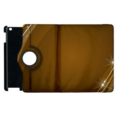 Abstract Background Apple Ipad 3/4 Flip 360 Case by Amaryn4rt
