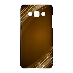Abstract Background Samsung Galaxy A5 Hardshell Case  by Amaryn4rt
