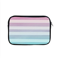 Colorful Horizontal Lines Apple Macbook Pro 15  Zipper Case by Brittlevirginclothing