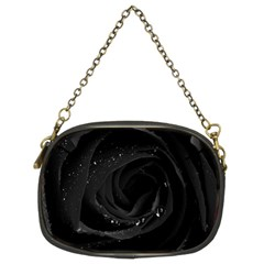 Black Rose Chain Purses (two Sides)  by Brittlevirginclothing