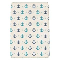 Sailor Anchor Flap Covers (l)  by Brittlevirginclothing