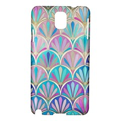 Colorful Sea Shell Samsung Galaxy Note 3 N9005 Hardshell Case by Brittlevirginclothing
