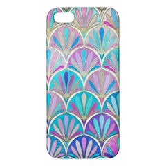 Colorful Sea Shell Iphone 5s/ Se Premium Hardshell Case